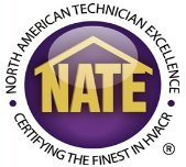 Licenses & Insurance NATEcertification Logo